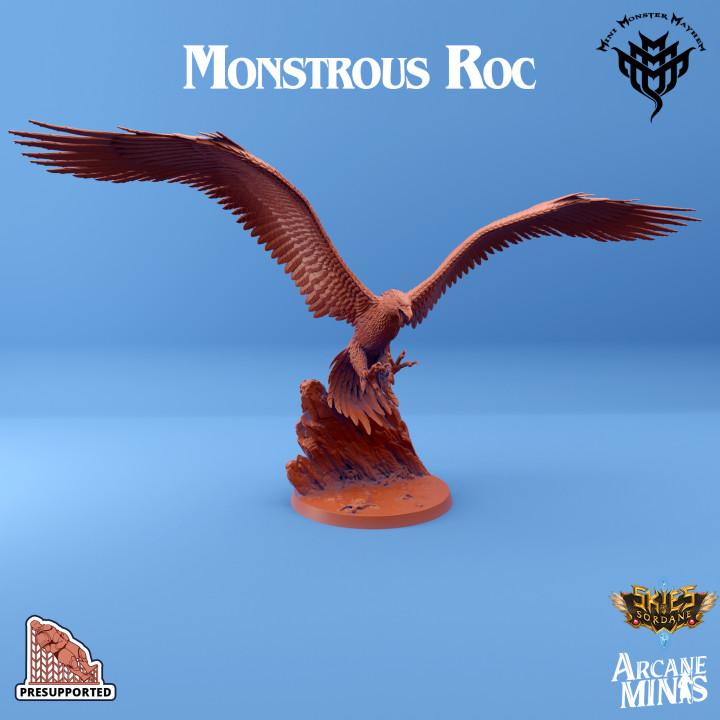 Monstrous Roc's Cover