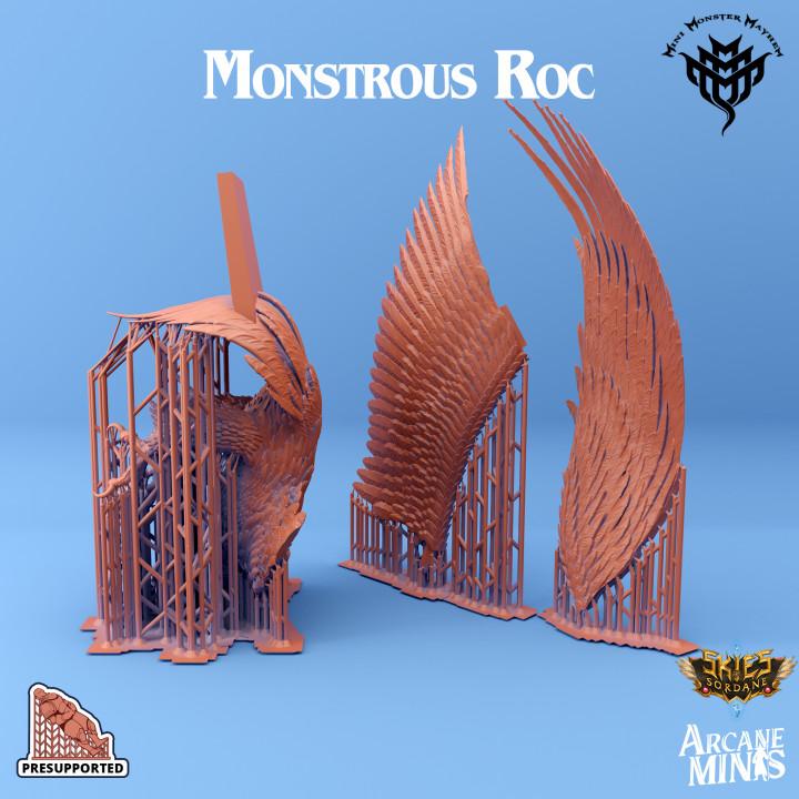 Monstrous Roc