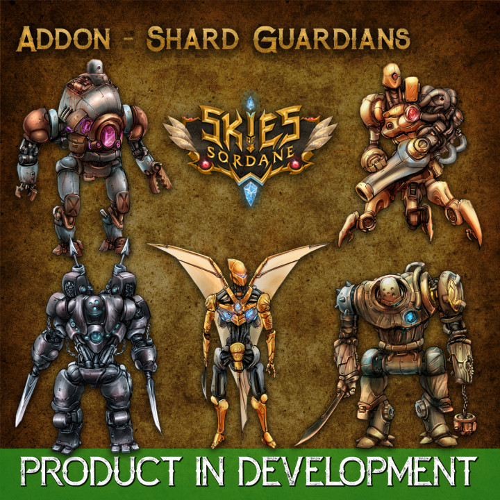 Shard Guardians - Addon's Cover