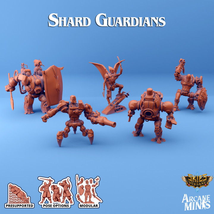 Shard Guardians's Cover