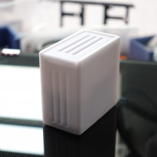 Picture of print of Hidden Lid Box