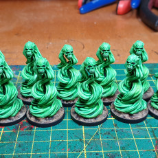 Picture of print of Demi Lich - Tiny Undead - 32 mm scale