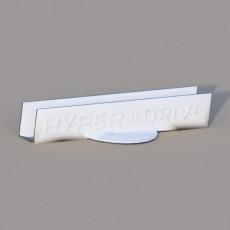 Hyperdrive holder