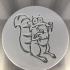Ice Age drinkcoaster image