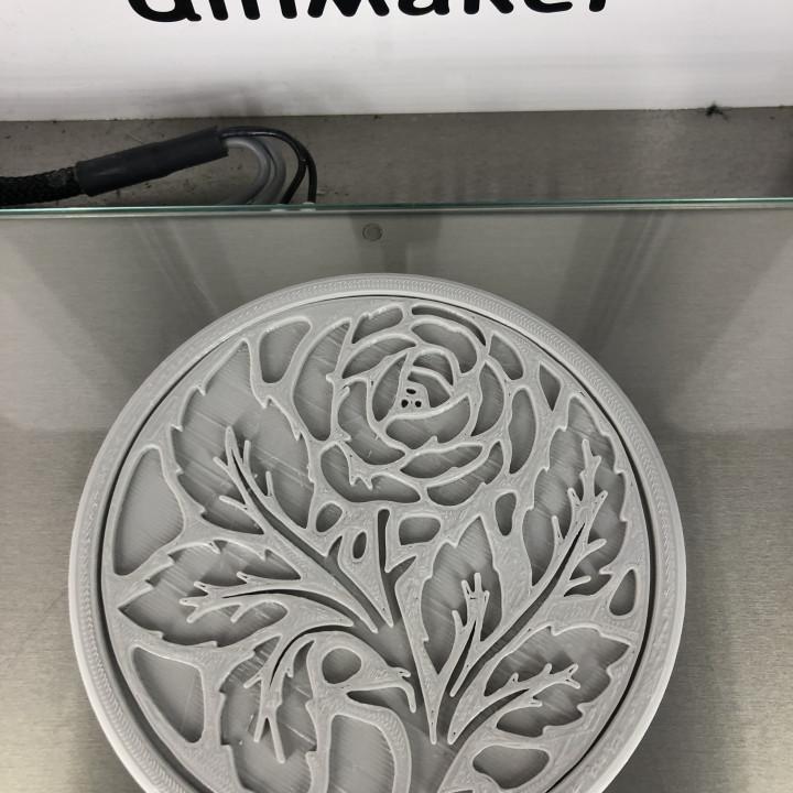 drinkcoaster rose