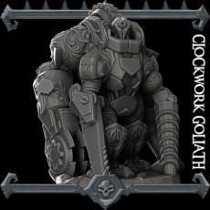 Clockwork Goliath