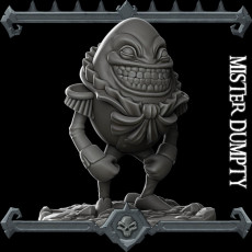 Mister Dumpty