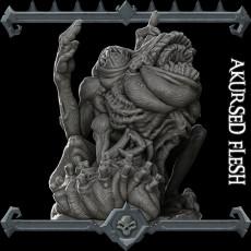 Akursed Flesh