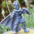 "Erdrick from ""Dragon Quest"" (miniature) image"
