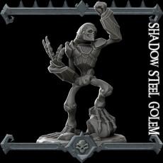 Shadow Steel Golem
