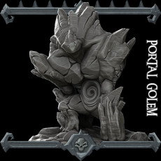 Portal Golem