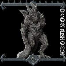 Dragon Flesh Golem