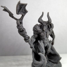 Picture of print of Lord of Darkness
