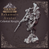 Bahamuts Avatar - Celestial Fighter - Heaven hath no Fury - 32 mm scale [Pre-supported] image