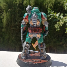Picture of print of Doom Guy - Doom Eternal - 30cm Model