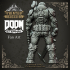 Doom Guy - Doom Eternal - 30cm Model image