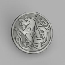 Celtic myth coaster v2