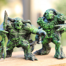Tortles (2 tabletop miniatures)