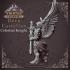 Deva Castellan - Celestial knight - heaven hath no fury - 32 mm scale [Pre-supported] image