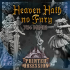 Heaven Hath no Fury - Mega Pack 30+ models - Printed obsession [Pre-supported] image
