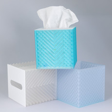 Tissue Cubes // Facial Tissue Box Covers (or Regular Boxes)