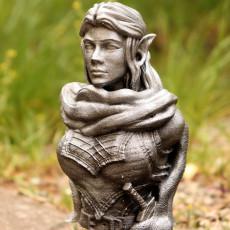 Elb Warrior (support free bust)