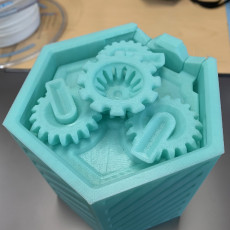 Picture of print of Machine Canister