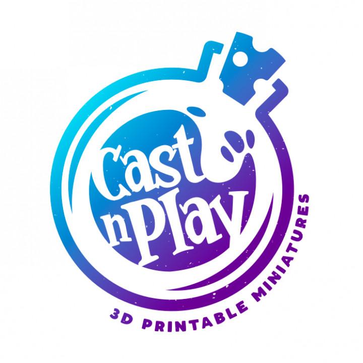 CastnPlay Bases. (ONLY SoS Kickstarter)'s Cover