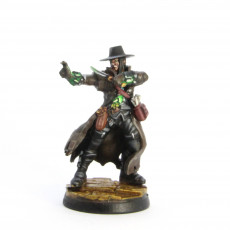Picture of print of Human Sorcerer - Carren Pirates