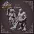 Hill giants - Couple - 32 mm scale image