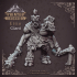 Giant creatures Pack - D&D miniatures - 32 mm scale image