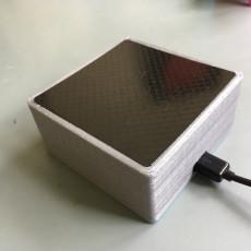 Simple box for Trill Square sensor