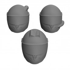 Full Face Helmets For Axial Interiors