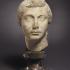 Portrait Head of Octavia Minor image