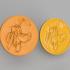 Pluto drinkcoaster (pair) image