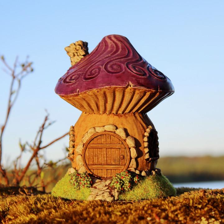 Shroom Hut