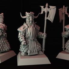 Infernal Dwarves Immortal Guard