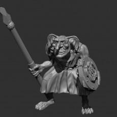 Goblin Lancer