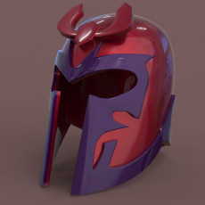 Magneto Classic Helmet