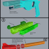 Mandalorian Blaster print image