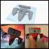 Nintendo Switch N64 joy-con grip image