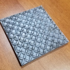 Tread Metal Floor tile