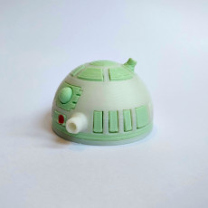 Picture of print of R2D2 Extruder Knob