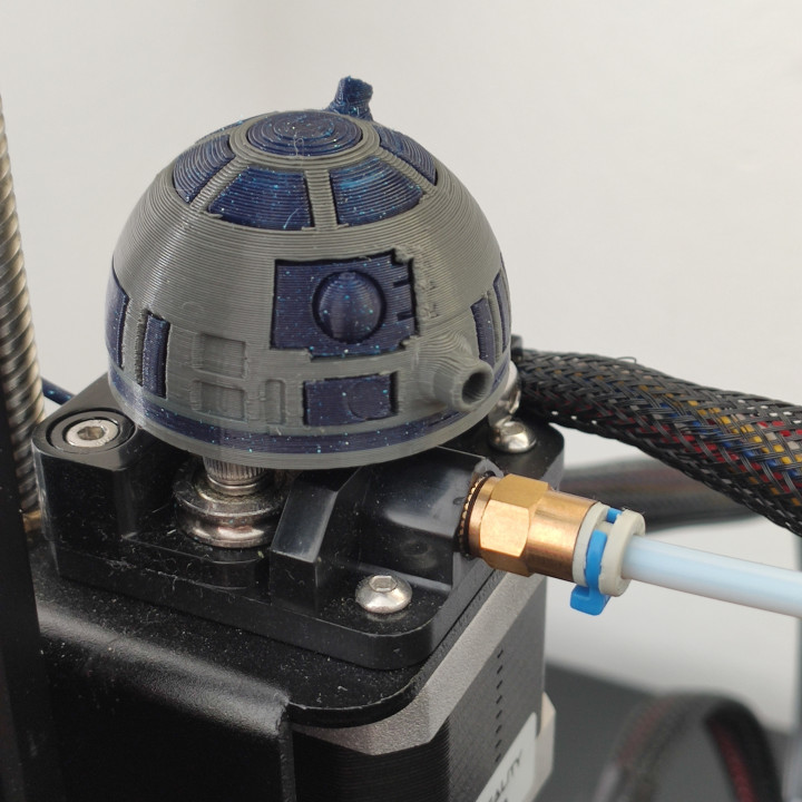 R2D2 Extruder Knob