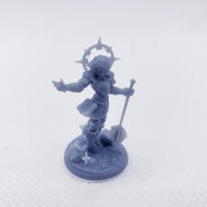 Picture of print of Joanna the Cleric