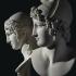 Plaster Bust of Paris image