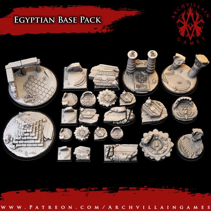 Egyptian Base Pack