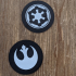 Star Wars Coasters image