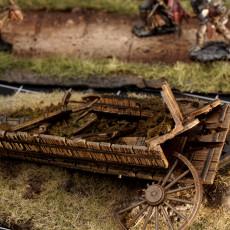 Broken Down Wagon