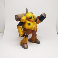 Picture of print of Robo - Chrono Trigger fanart